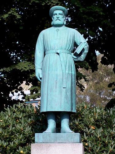 Snorri-Statue