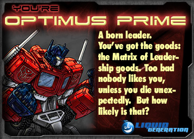 Card Optimus